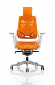 Orange fice Chair Elastomer