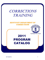 Ky Personnel Cabinet Grievance by Corrections Training Kentucky Department Of Corrections Ppt Download