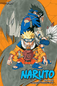 Naruto 3 1 Vol Vols