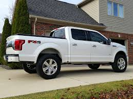 2015 Platinum Leveled Ford F150 Forum munity of Ford Truck Fans