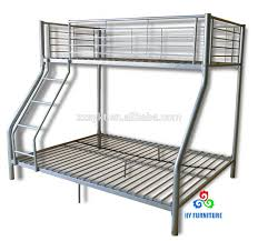 Ikea Full Size Loft Bed by Black Metal Full Size Loft Bed Modern Beds For S Double Bunk With