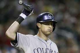 Colorado Rockies Option Drew Stubbs To Triple-A, Recall Brandon ... 1brandon Barnes Colorado Rockies Colorado Rockies Mlb Miami Marlins V Photos And Images Getty 532xc Reilly On Sparkles Jr Novice Cross Country Los Angeles Dodgers Science Center Cadaver And Animal Lab At College Libby Looks For Extreme Weather In The Middle Distance Pladelphia Phillies Springs Police Vesgating Deadly Shooting Off Austin Lgmont People Frank July 22 1960