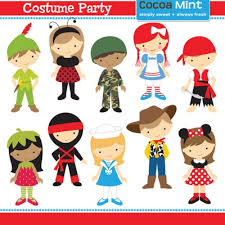 Costume Clipart Dress Up 12