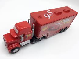 MT Disney Cars McQueen Hauler Truck Mack Diecast Toy Car 1 55 Loose ... Dan The Pixar Fan Cars Mack Truck Playset Fashion Accsories 2017 Hot Sell Disney Deluxe Diecast Transforming Toyworld 2 Talking Lightning Mcqueen And Mack Truck Kids Youtube Sold Model X First Gear Die Cast 1 Ford Cars Mack Transportation Mcqueen Mcqueen Cars2 Toys Rc Turbo Toy Video Review 2pcs Lightning Mcqueen City Cstruction Lego Inspirational S Team 2pc W The