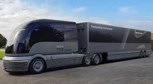 100 Fuel Trucks Hyundai Makes The Case For Cell With Gorgeous