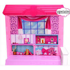 Dollhouse Furniture Cheap Wooden Wood Family Doll Dollhouse