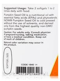 Eden Organic Pumpkin Seeds Where To Buy by Seed Oil 1000 Mg 100 Softgels