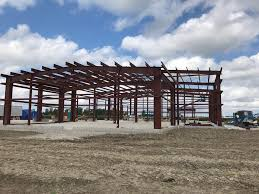 R&J Trucking | Steelsmith Inc Steel Buildings And Design Build Services