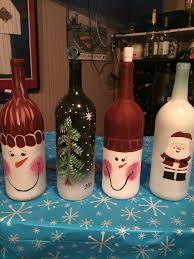 Decorative Wine Bottles Crafts by 25 Unique Paint Wine Bottles Ideas On Pinterest Painting Wine