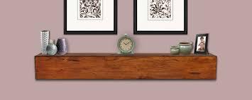 lincoln wood mantel shelves fireplace mantel shelf floating