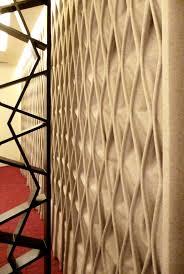 decorative acoustic drop ceiling tiles interior sound panelleather