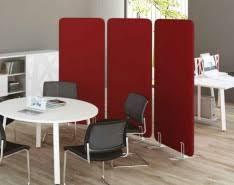 s駱aration bureau open space cloisons paravents et séparations de bureau pour open space