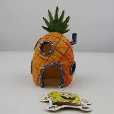 Spongebob Fish Tank Decor Set by Aliexpress Com Buy Mini Pineapple Cartoon House Home Fish