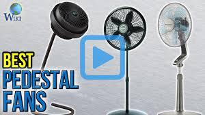 Honeywell Floor Fan Walmart by Top 10 Pedestal Fans Of 2017 Video Review