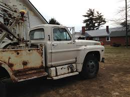 100 Vintage Tow Trucks For Sale 1972 FORD F700 TOW TRUCK VINTAGE HOLMES 525 WRECKER USE A F350 FRAME