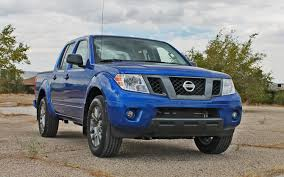 100 V6 Trucks For Sale 2012 Nissan Frontier Crew Cab SV 4x4 First Drive Truck Trend