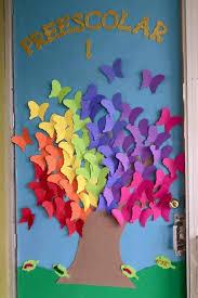 spring classroom door decorations preschool 7 funnycrafts