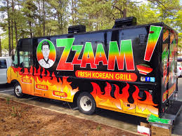 ZZAAM Fresh Korean Grill – Richmond, VA – @ZzaamTweets – Food Truck ...