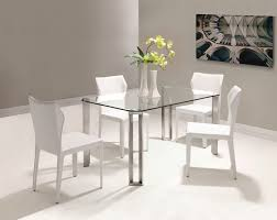 Cool Ebay Dining Room Sets For Sale Craigslist Glass Table Four White