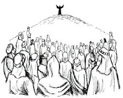 Introduction To The Sermon On Mount Clipart