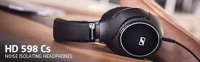 Amazon Sennheiser HD 598 Cs Closed Back Headphone Electronics