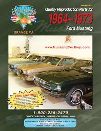 100 Truck Shop Orange Ca Mustang Cat Web 14 By R Issuu