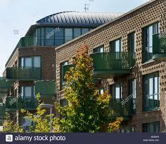 100 5 Architects Balcony And Brick Facade Kidbrooke Village Phase