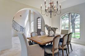 entryway chandelier dining room shabby chic with antique