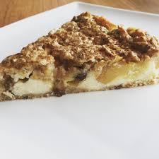 apfel quark kuchen zuckerfrei