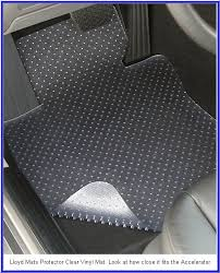Lloyd Floor Mats Smell by The Protector Automobile Floor Mat Is The Clear Way To Protect