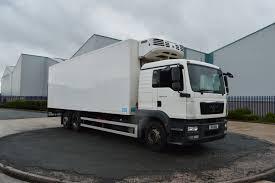 26 Tonne MAN TGM 26.290 Refrigerated Truck For Sale DG11RDU | MV ...