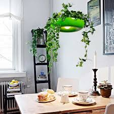 land blumentopf le esszimmer bar zähler cafe licht deco italienischen designer le topf blume pflanzen nordic anhänger