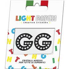 LED Letter H Black 15 X 21 X 5 Cm ACE