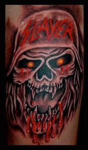Slayer Tattoos Slayer Dan Fisher Flickr