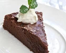 dessert avec creme fouettee recette gâteau au chocolat biscuité facile rapide