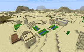 Minecraft Pumpkin Seeds Pe by Abandoned Mineshaft In Desert Village Epic Minecraft Seeds