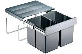 poubelle de cuisine coulissante monobac poubelle cuisine sous evier poubelle cuisine coulissante sous