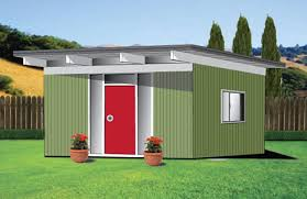 Tuff Shed Reno Hours by Backyard Eichlers Mid Century Modern Sheds Eichler House Style