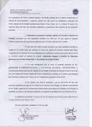 H CÁMARA DE SENADORES CONDICIONES GENERALES DE TRABAJO