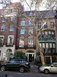 100 Townhouse Manhattan Woody Allens Johns Star Maps