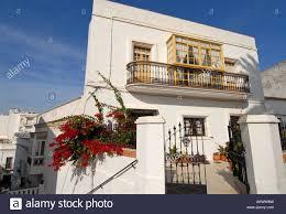 100 Tarifa House Typical White House Costa De La Luz Andalucia Spain