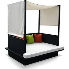 Modani Miami Sofa Bed by Outdoor Canopy Bed Outdoor Canopy Bed Los Angeles Miami