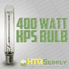 400 watt hps w high output grow bulb l 400w sodium par