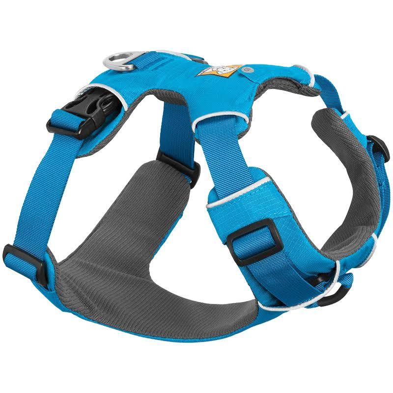 Ruffwear Front Range Dog Harness - Blue