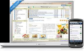 logiciel recette cuisine le collectionneur de recettes logiciel de recettes et créateur