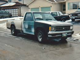 COAL: 1986 Chevrolet S-10 – All My Friends Know The Lowrider