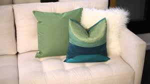 Oversized Throw Pillows For Couch by How To Decorate With A White Sofa U0026 Colorful Throw Pillows