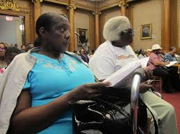 Sequester a Tight Squeeze for Section 8 Housing Residents