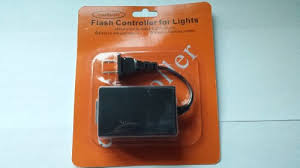 Christmas Light Controller For String And Tree Lights Flash