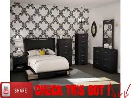 South Shore Step One Collection Dresser by South Shore Step One Dresser Pure Black Youtube